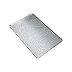 Bandejas perforadas de aluminio planas 4 piezas 600x400mm