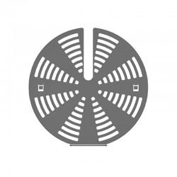Kit de reducción de flujo de aire 2 piezas para hornos 4 bandejas