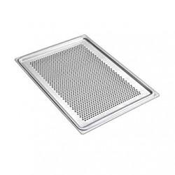 Bandejas perforadas de aluminio planas 4 piezas 435x320mm