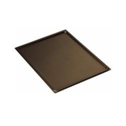 Bandejas antiadherente planas 4 piezas 435x320mm