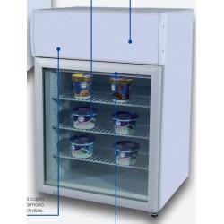 Congelador SubZero Gama BT58C 610x550x670