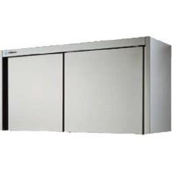 Armario de pared Cerrado estante intermedio Reforzado 1600x400x600 MPAC164060