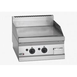 Fry-Top eléctrico de sobremesa serie 600 placa lisa 1 zona 600x650x290 mm FAGOR