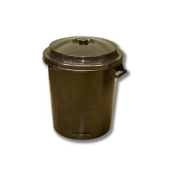 Cubo de basura industrial 55 cm altura