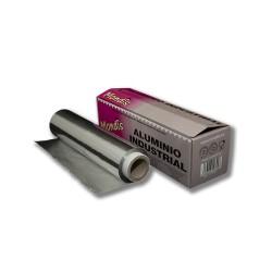 Rollo de papel de aluminio industrial 30 ancho 13 grosor 1.5 peso