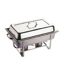 Chafing Dish al Baño María de 622x360x235 mm