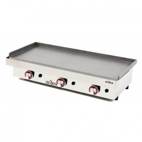 Plancha a Gas Arilex 100PGL 1000X400mm Laminado 6mm