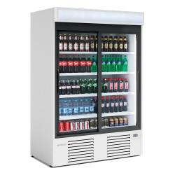 Armario Expositor Refrigerado Puertas Correderas INFRICO ERC 36