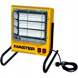 Calentadores MASTER TS 3A (398 x 413 x495 mm) 0,8/1,6,2,4 KW