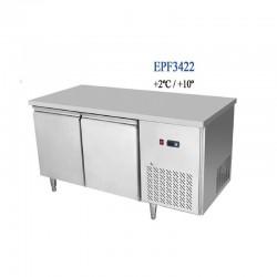 Mesa refrigerada gastronorm EPF3422 (1390x700x850)