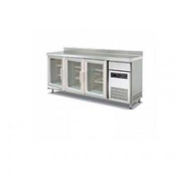 Frente mostrador refrigeración estática R-21G (2025x600x1045)