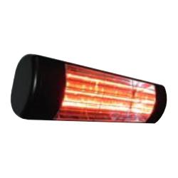 Calefacción radiante eléctrica para exteriores TECNA VICTORY HLW 20 NEGRO (480x120x120)