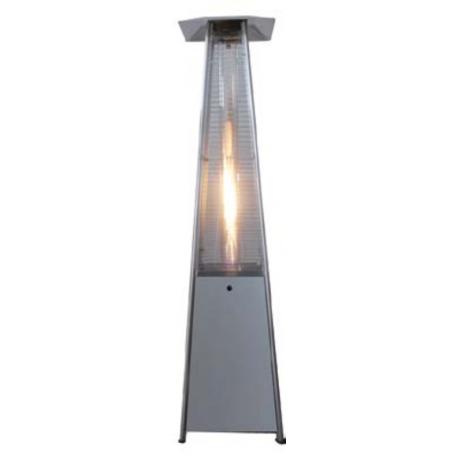 Estufas calefactoras para terraza a gas ECP PIRÁMIDE (altura 2270 mm)