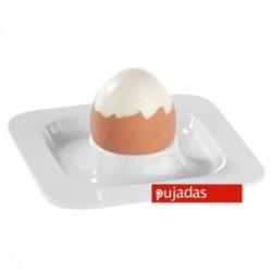 Platillo para huevo 115x115x20 mm