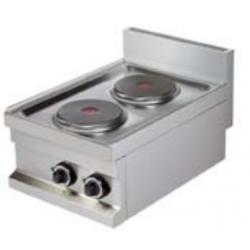 Cocinas sobremesa eléctricas EC-604 600 (400x600x265)