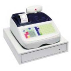 Caja registradora electrónica ECR 8220 (420x310x430 mm)