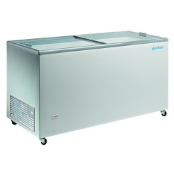 Conservadora puerta corredera de cristal HF 300 TCG HC ( 1063x670x900 mm)