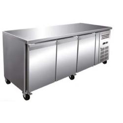 Mesas frías congelados fondo 700 MC-1360-BT (1360x700x850 mm)