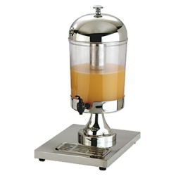 Dispensador de zumos y bebidas DZ-8001 (265x350x560 mm)
