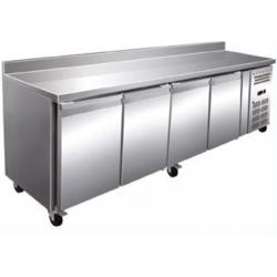 Mesas frías serie inter gn 1/1 700 MF-2230 (2230x700x850 mm)