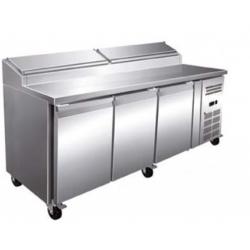 Mesas frias para preparación  de sandwich, pizzas etc BGP-1500 (1500x800x1048 mm)