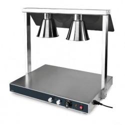 Calentador BUFFET DUAL (780x530x700 mm)