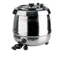 olla calentador de sopa hierro esmaltado (345x360 mm)