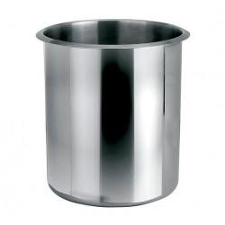 Contenedor sopa inoxidable 10 L (240x250 mm)