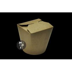 Envase cartón kraft (10x8x7 cm)