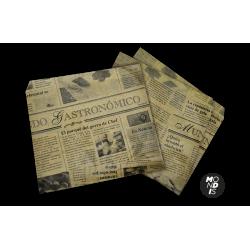 Bolsa papel kraft (17x17 cm)