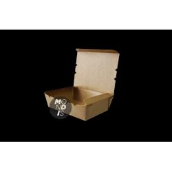 Caja cartón pequeña (4,5x16x10,5 cm) Caja de 4 paquetes de 50 unidades