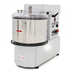 Amasadora de 20 litros DM(E)-20 trifásica (390x680x650 mm)