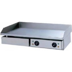 Plancha eléctrica cromada fry-top PCL-55 (550x450x240 mm)
