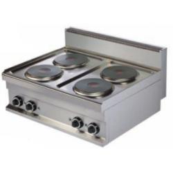 Cocina sobremesa eléctricas línea 700 ER-711-S (400x700x290 mm)