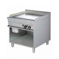 Fry-top a gas serie 900 sobre mueble GG-911 (425x900x900 mm)