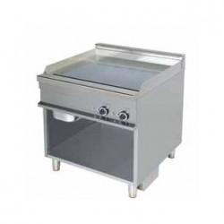 Fry-top eléctrico serie 900 sobre mueble EG-911 (450x900x900 mm)