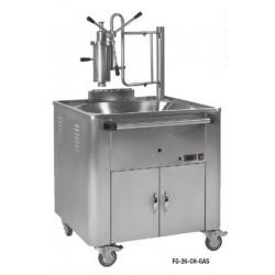 Freidora eléctrica - churrera FE-39-CH (800x800x800 mm)