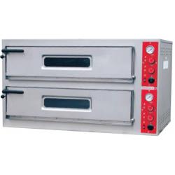 Horno eléctrico para pizzería serie hp E4-60-A (990x920x380 mm)