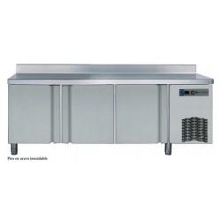 bajo mostrador refrigerado 3 puertas 1800x750x850
