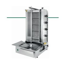 DONER GRILL Typ 4GD Acero Inoxidable / Motor Superior 540x1100x6606385