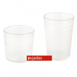 Vaso policarbonato H 70 mm