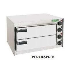HORNO MINI PIZZA - LA BARI 550x430x450 mm
