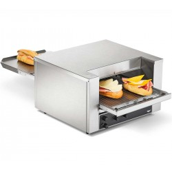 Horno calentador de cinta 3600 W