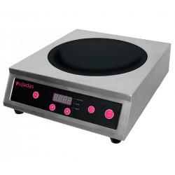 Placa inducción wok MIRAGE 3100 W