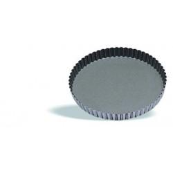 Molde rizado para tarta 20 cm de diámetro