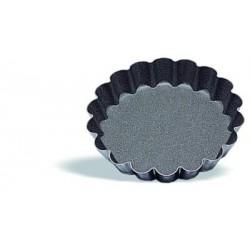 Molde tartaleta acanalada redonda Ø 10 cm