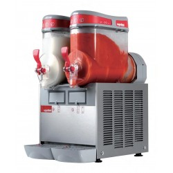 Granizadora 15+15 litros 460x530x900mm GIANT