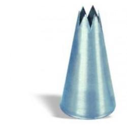 Boquilla estrella Ø 6 mm