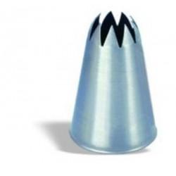 Boquilla estrella cerrada Ø 11 mm
