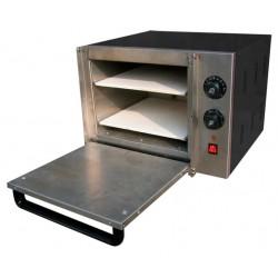 Horno 2 pizzas ELECTRICO mix 515x465x365mm HP01-WM